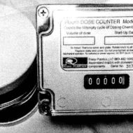 Flout Dose Counter Model DC4
